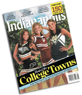 Indianapolis Monthly - Best of the College Towns edition
