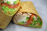 The Turkey Wrap - your perfect sandwich?